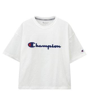 Champion チャンピオン ロゴTシャツ CW-QS302