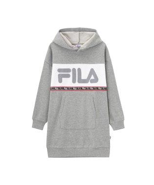 FILA フィラ ガールズ メッシュワンピース FM4924