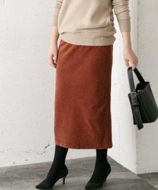 ニットコールスカート