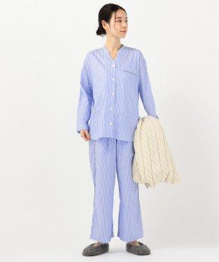 SHIPS Days:WOMENSパジャマ stripe19FW