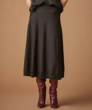 *Marisol12月号掲載*【La Maglia due】ニットスカート