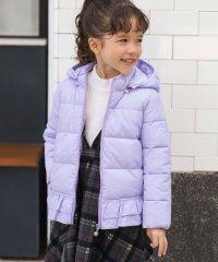 【80-130cm】高機能中綿 ショート コート