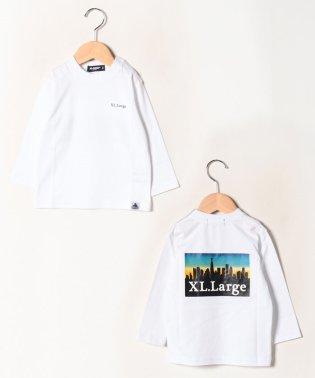 風景プリントTシャツ