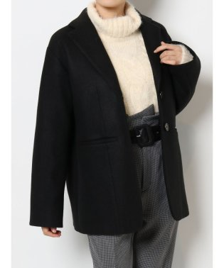ルーズジャケットコート