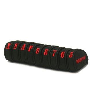 【日本正規品】BRIEFING ゴルフ アイアンカバー ブリーフィング GOLF ヘッドカバー SEPARATE IRON COVER BRG193G60