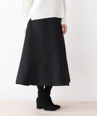【洗える】Aラインロングスカート