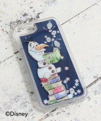 ディズニーコレクション・アナと雪の女王/オイルインiPhone8/7/6/6sケース