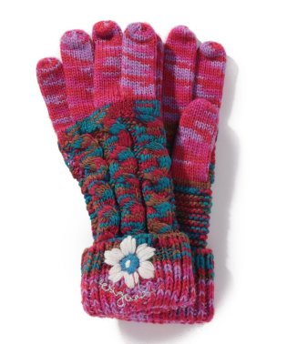ACCESSORIES KNIT GLOVES