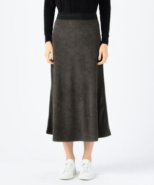 ベルベットジャージー Aラインスカート WKVT5946