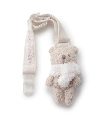 【BABY】'ベビモコ'テディベア baby マルチクリップ