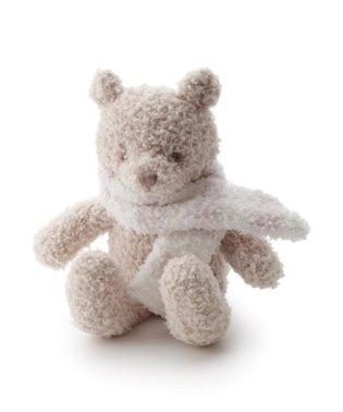 【BABY】'ベビモコ'テディベア baby ガラガラ