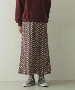 ハナガラセミフレアスカート