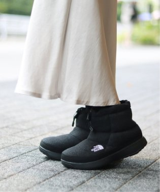 THE NORTH FACE W Nuptse Bootie Wool5 Sho