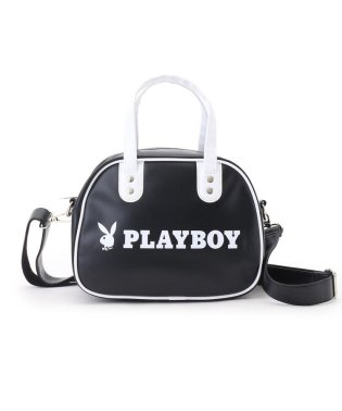 PLAYBOY 2wayミニダッフルバッグ