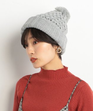 2WAYニット帽