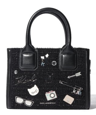 Karl Lagerfeld 96KW3018 A999 ハンドバッグ