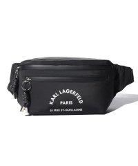 Karl Lagerfeld 96KW3065 A999 ウェストバッグ