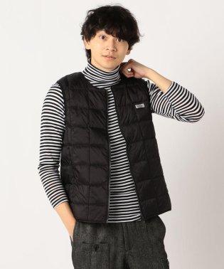 【TAION/タイオン】別注 ジップインナーダウンベスト