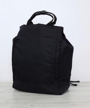 【メンズ、レディース兼用】プレーンデザインの大容量2wayリュックサック/トートバッグ