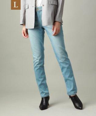 【L】ストレッチデニムパンツ(evex jeans)