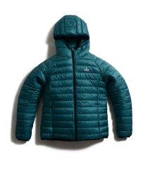 タラスブルバ/レディス/レディース インサレーションコンパクトフーデッドジャケット