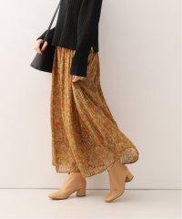 ウィンターフラワーギャザースカート