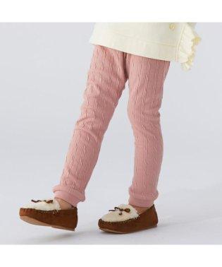 あったかレギンス  | 7days Style パンツ_裏シャギー 10分丈