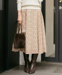 Archive Fleur with LIBERTY スカート