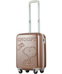 SNOOPY PEANUTS Friends スヌーピー スーツケース S 小型 TSAロック 超軽量 4輪キャスター 機内持込可