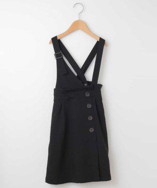 [100-130]ワンショル2WAYスカート[WEB限定サイズ]