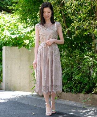 ◆DVスカラレース ドレス