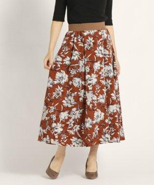 DVコンフォートフラワー スカート
