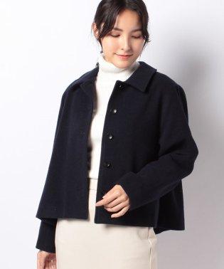 【mizuiro ind】short jacket coat