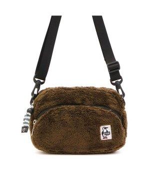 【日本正規品】 CHUMS ショルダーバッグ チャムス エルモフリースショルダーポーチ Elmo Fleece Shoulder Pouch CH60-2860