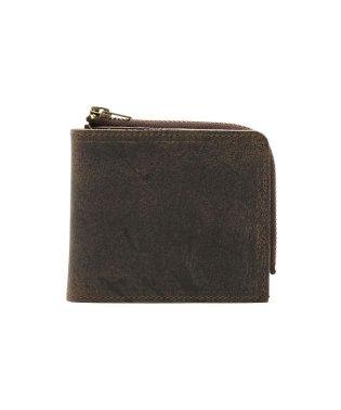 スロウ SLOW 二つ折り財布 kudu クーズー compact mini wallet 本革 333S85I