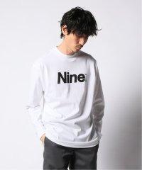 Nine. / ナイン セーフティ ロゴ ロンT