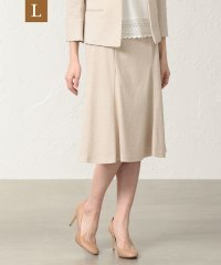 【L】【美Skirt】【セットアップ対応】ラミーカノコスカート