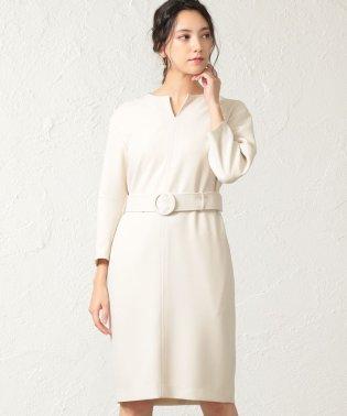 ◆◆ジョーゼットダブルクロスドレス