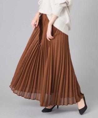 【OMNES】ブリリアントプリーツスカート