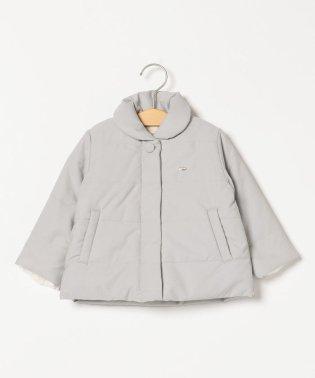 SHIPS KIDS:グログラン 中綿 コート(80~90cm)