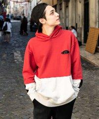 Bicolor hoodie
