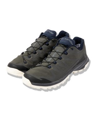 andwander/アンドワンダー salomon OUTPATH GTXR by andwander (AW-AA653)  size:23-25