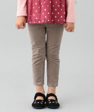 【100~130cm】アメリカン別珍 アジャスター付きパンツ