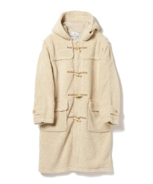 MONTGOMERY × BEAMS / 別注 ボア ダッフル コート