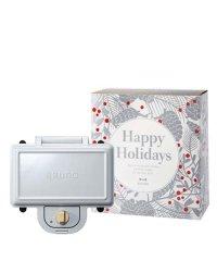 《Happy Holidays》ホットサンドメーカー ダブル ギフトセット