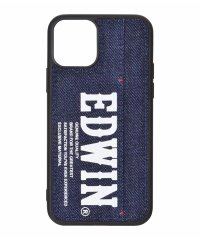 EDWIN[プリントデニム]背面ケース iPhone11Pro