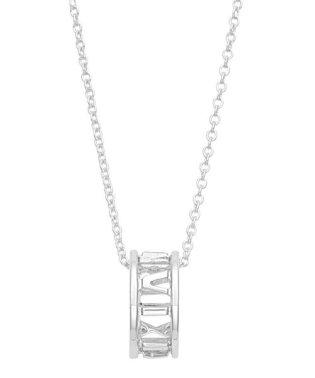 【Tiffany&Co】SS アトラス オープン ペンダント スモール 41cm 37958042