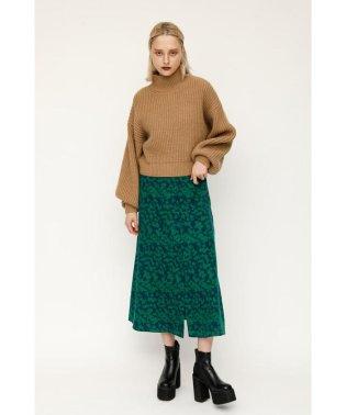 GEMMA FLOWER LONG スカート