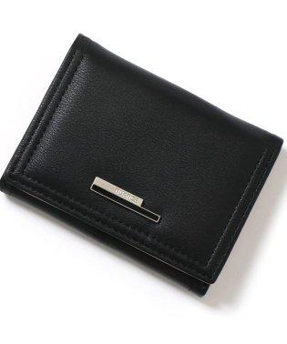 レディース三つ折りミニ財布