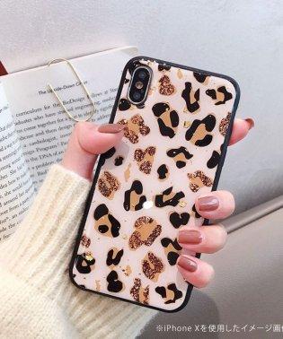 レオパード柄iPhoneケース